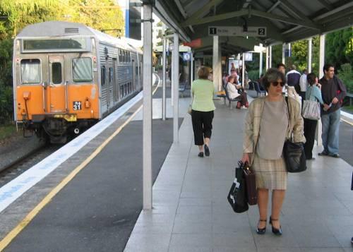 train-australia