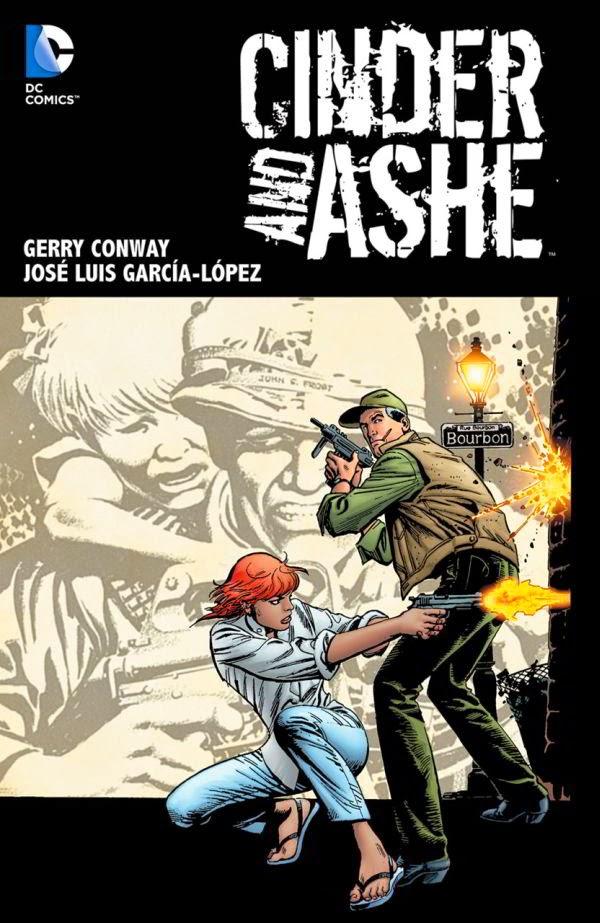 Cinder e Ashe expõe ferida aberta pela Guerra do Vietnã