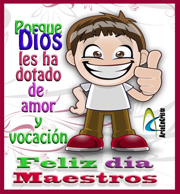 Imagenes De Feliz Dia Maestros}