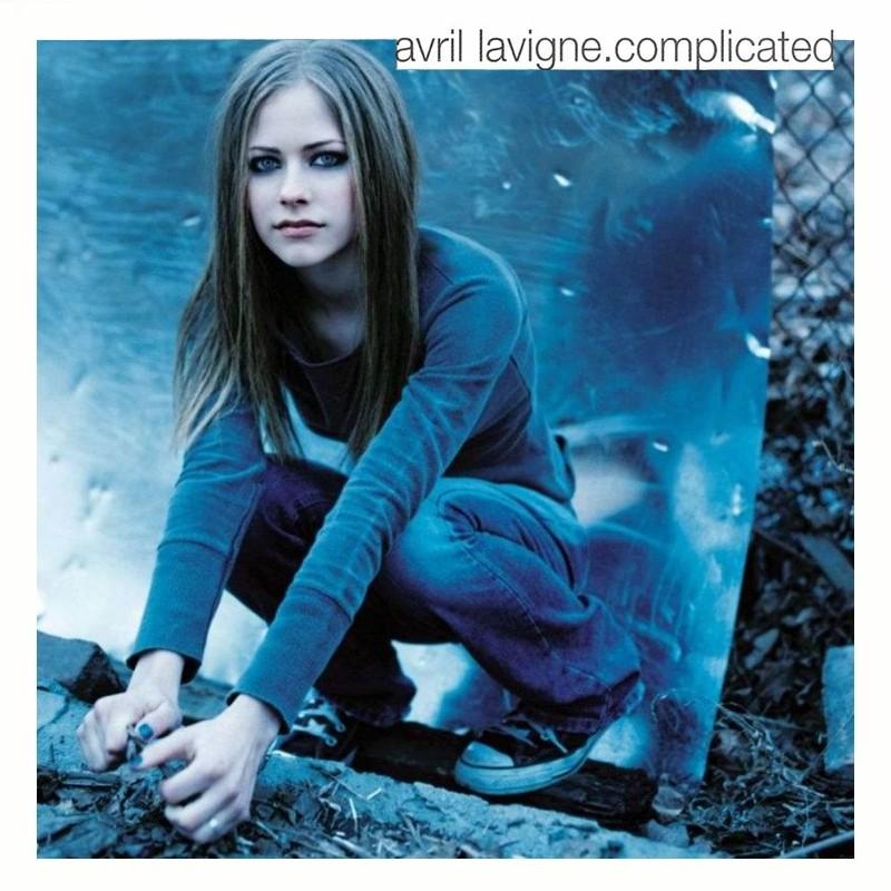 Album Avril Lavigne Complicated. A canção foi escrita por Avril