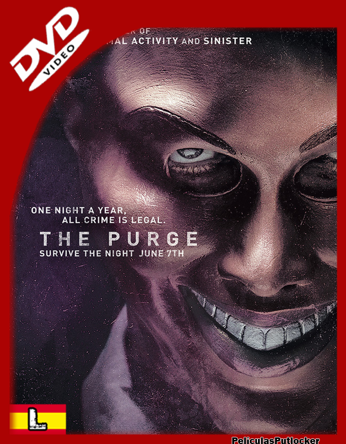 The Purge [DVDRip][Latino][MG-FD-4S]