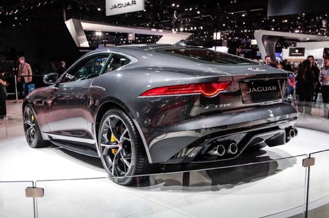 2016 Jaguar F-Type Specs and Review