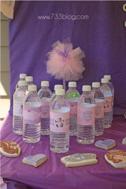 Princesa Sofía: Mini Kit para Imprimir Gratis. | Ideas y material ...