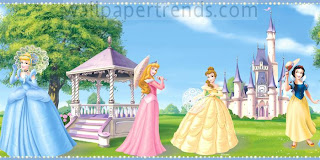 disney wallpaper border