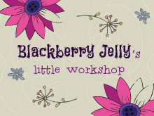 BLACKBERRY JELLY'S LITTLE WORKSHOP