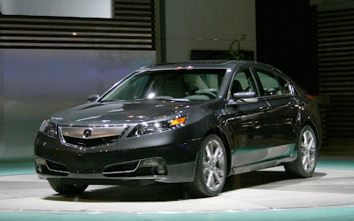 Acura 2012 on Performance Cars Modifications  2012 Acura Tl Cars Specification
