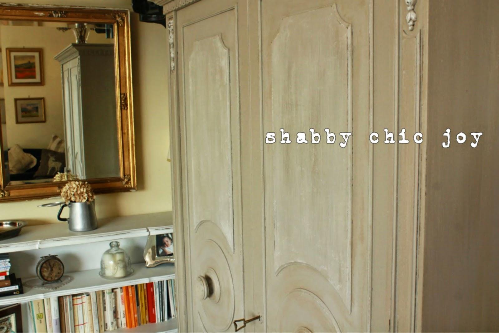 Armadio Shabby Chic Usato: Corso per ricolorare mobili usati ...
