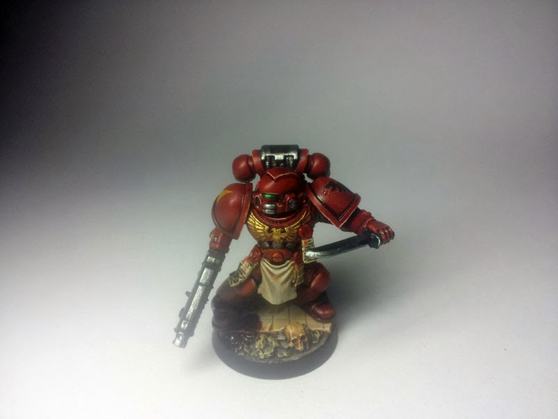 BLOOD ANGELS - WARHAMMER 40.000 1-1