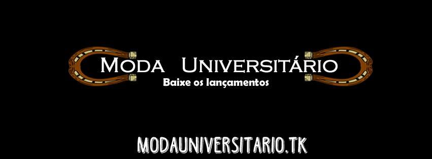 MODA UNIVERSITÁRIO
