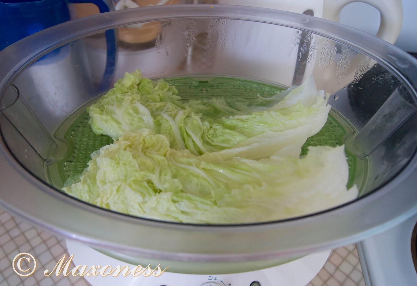 Блюдо из пекинской капусты рецепт пошагово