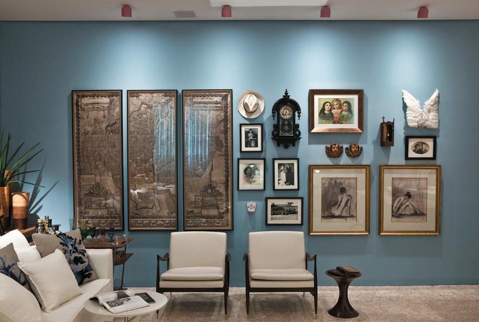 Decoracao de interiores cores paredes - Decoracion de interiores paredes ...