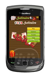 Solitaire Free: es una juego competitivo de un solo jugador del juego de cartas. En un diseño de las cartas con el objetivo de clasificarlos de una manera arreglada. El solitario es un juego de naipes o cartas, muy popular en todo el mundo. Precisamente, el nombre se refiere al hecho de que sólo hay un jugador en competencia. Es considerado como un juego de paciencia y destreza cuyo objetivo es utilizar todas las cartas de la baraja para construir las cuatro pilas de naipes clasificadas por pintas comenzando por los ases en orden ascendente. Compatibilidad BlackBerry OS 4.6 o