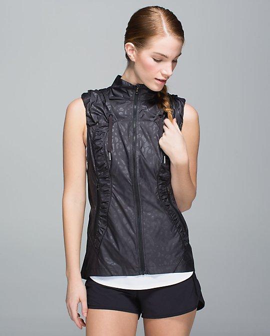 lululemon clarity vest ii