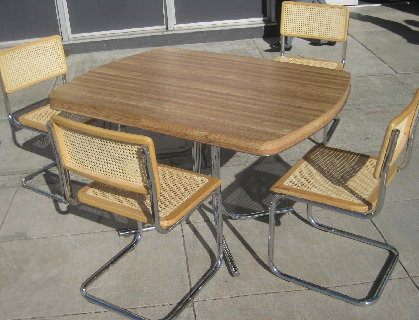 Uhuru furniture collectibles sold retro kitchen table for Kitchen table and chairs