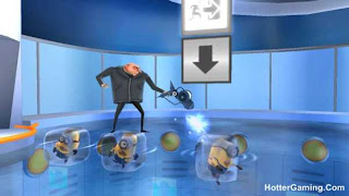 Free Download Despicable Me PSP Game Photo