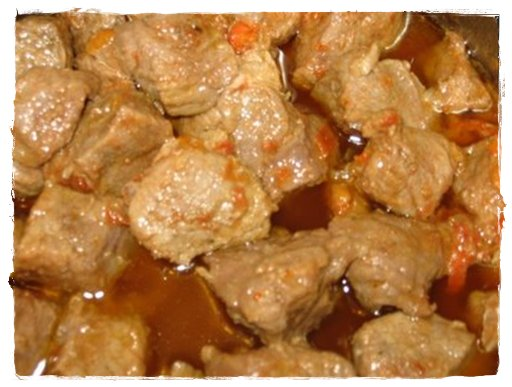 Carne Con Tomate Olla GM