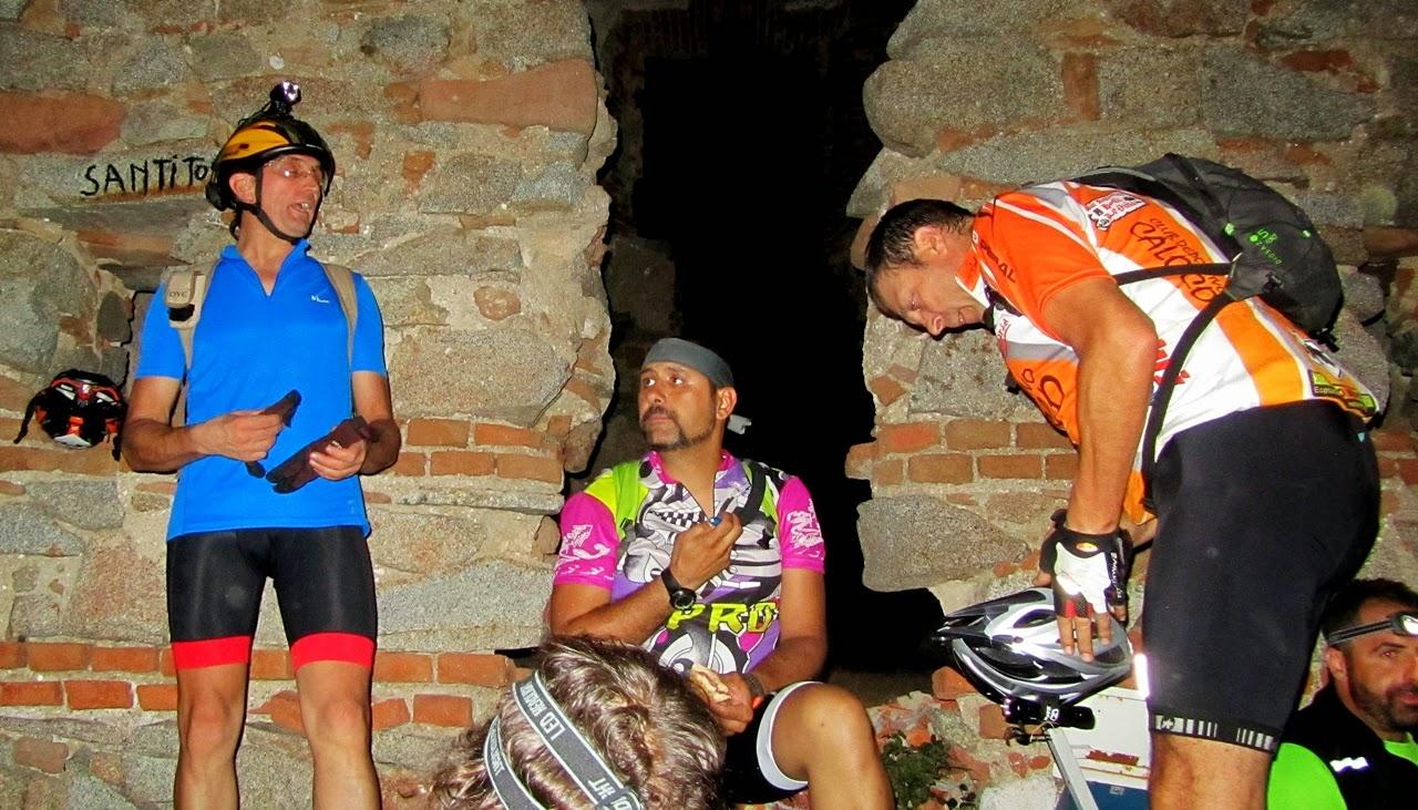 IX Ruta Mtb Nocturna del 2014 Alfonsoyamigos