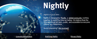 Mozilla Firefox Nightly 13.0a1