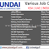 Various Job Opening at Hyundai Engineering - UAE | SAUDI ARABIA | QATAR | INDIA