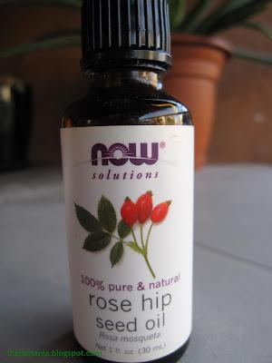 Aceite Rosa Mosqueta Iherb