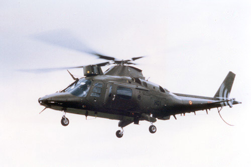 AgustaWestland A109M Multipurpose Helicopter