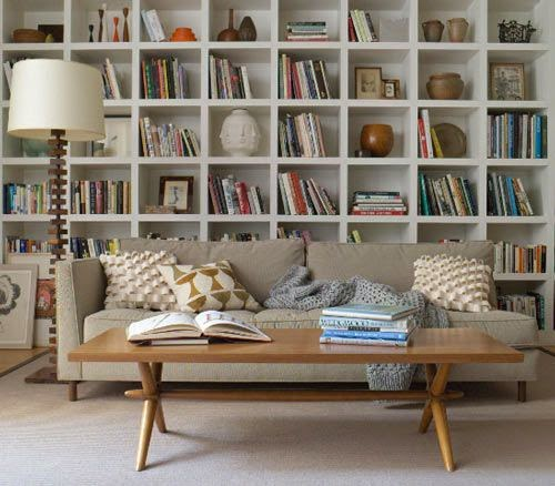 Excellent Coded Bookcase Space Bookshelf Bookcase Behind Sofa Rainbow