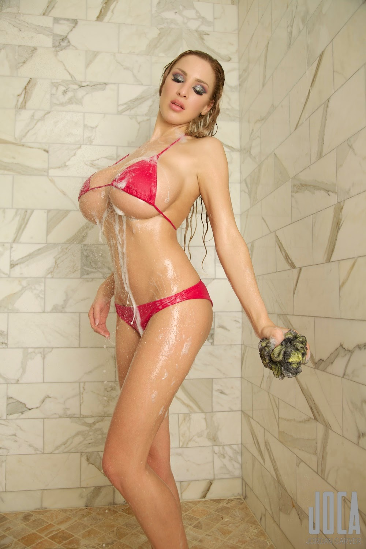 Girls In Locker Room Showers Photos