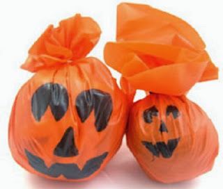 Ideas para Decorar en Halloween con Plásticos Reciclados