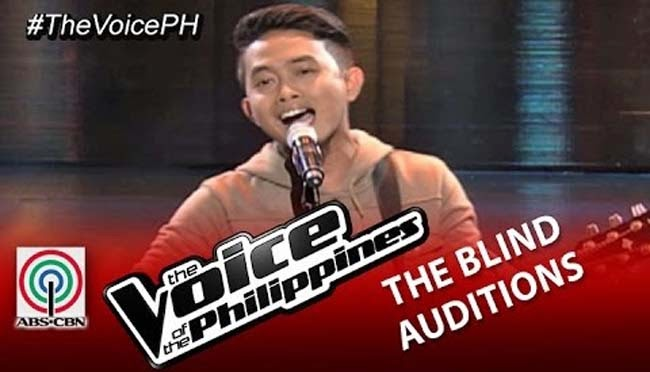 Mic Llave Sings 'Panalangin' on The Voice of the Philippines Season 2 Blind Audition