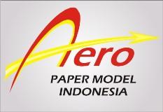 LOGO AERO PAPER MODEL