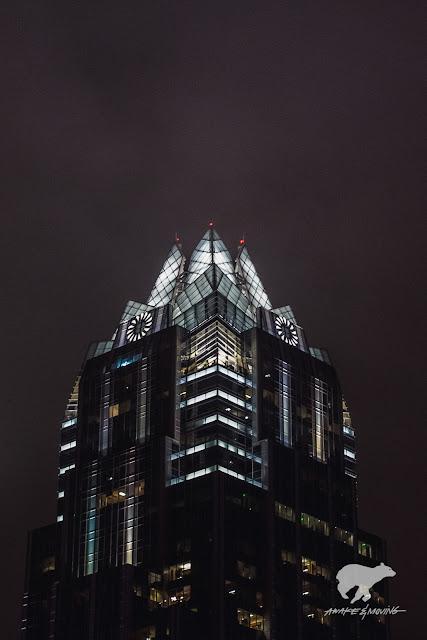 Frost Bank, Austin TX.