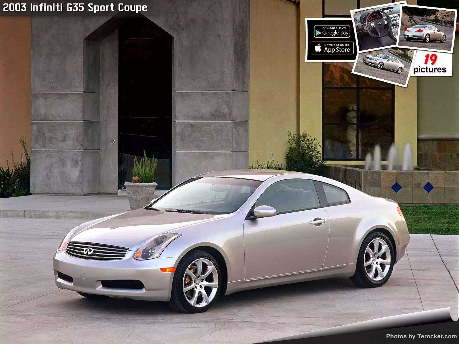 Hình ảnh xe ô tô Infiniti G35 Sport Coupe 2003 & nội ngoại thất