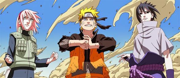 Equipo 7, Naruto