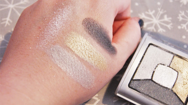 Boujois Smoky Stories Quad in Grey-zy In Love Swatches