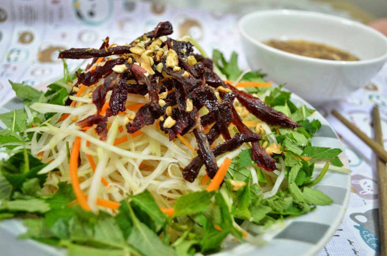 Mixed Food in Hanoi Capital (Các món trộn Hà Nội)6