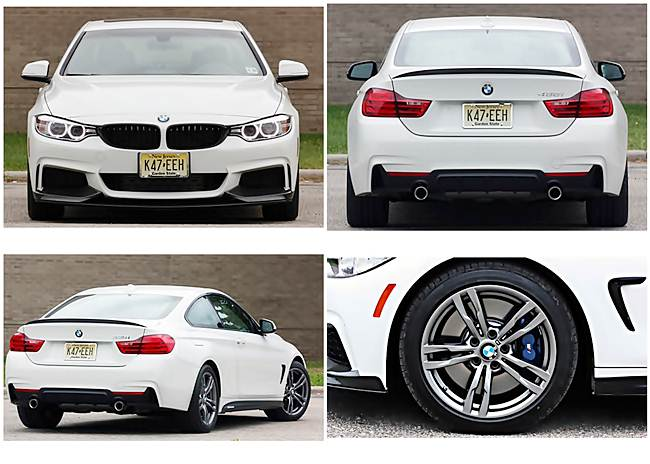 2016 BMW 435i ZHP Edition Coupe Quick Spin