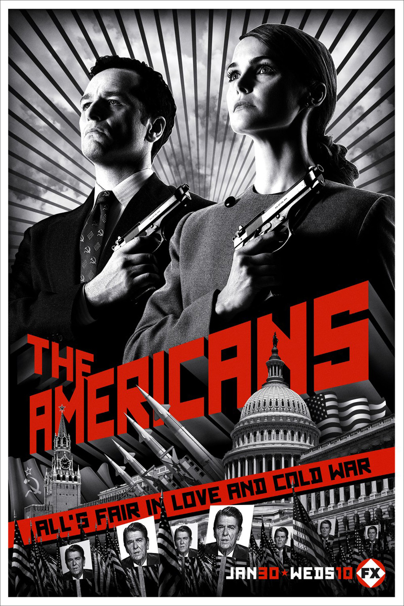 The Americans  Download The Americans 1ª Temporada (HDTV)