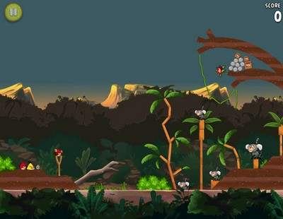 Angry Birds 3: Rio Screenshot 1