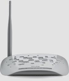 MODEM WIFI TPLINK W8151N