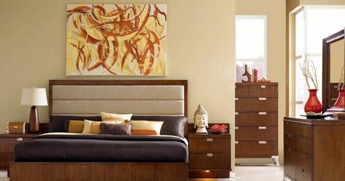 trik menentukan lukisan untuk kamar tidur artikel