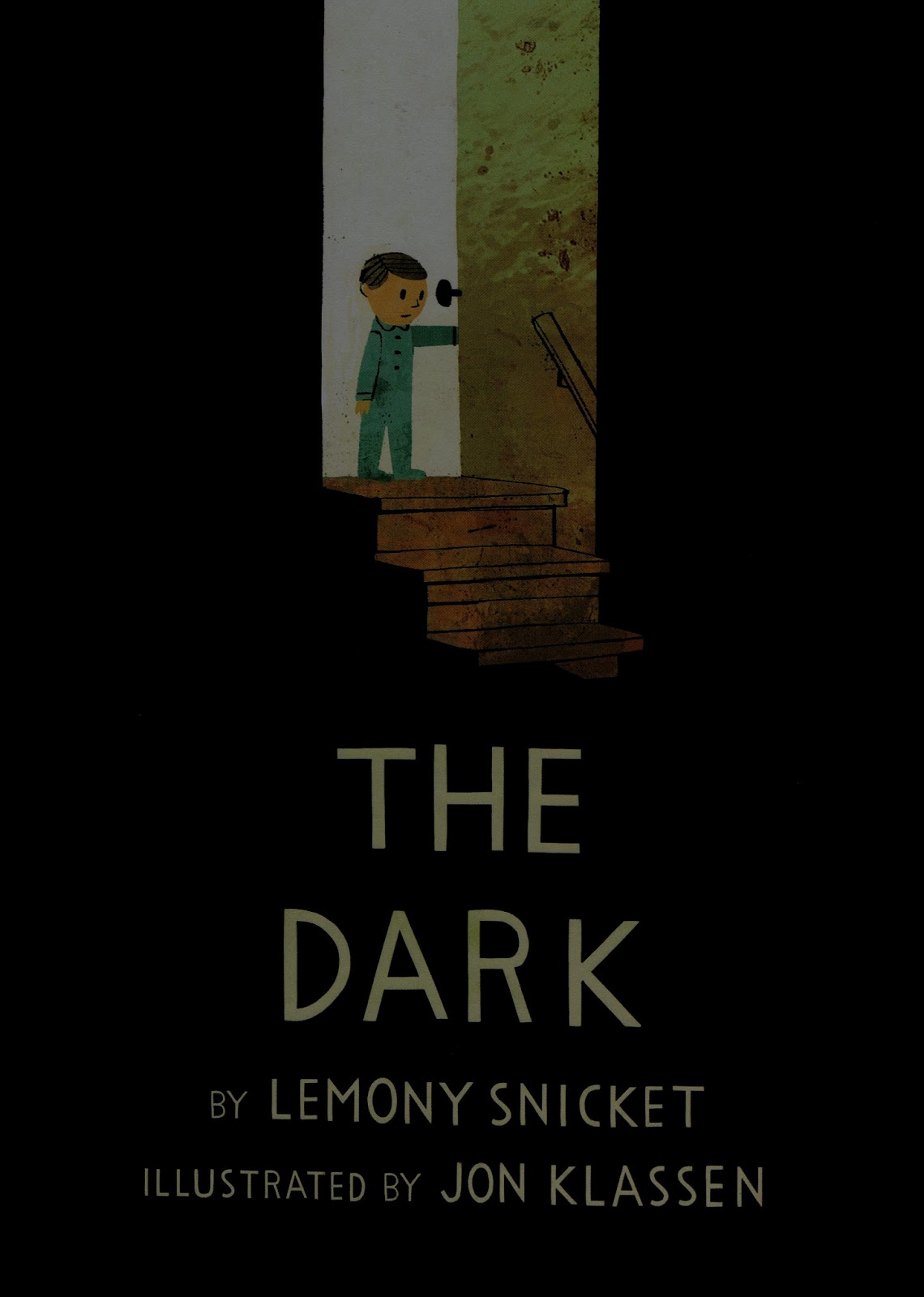 Little Library of Rescued Books: The Dark by Lemony ...