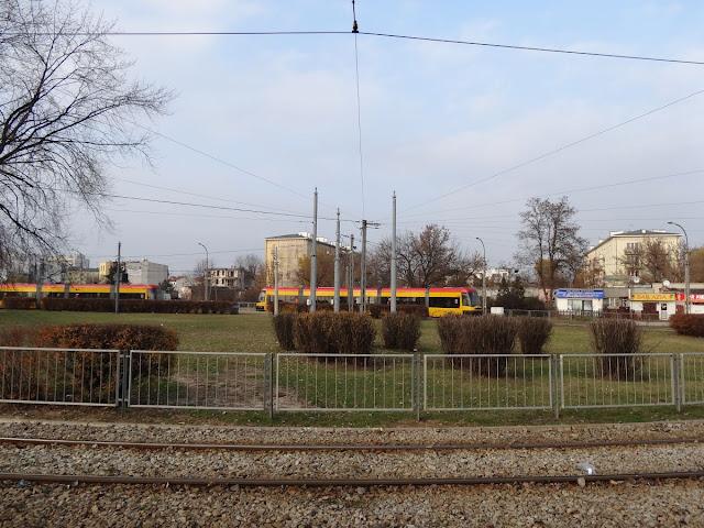 Pętla tramwajowa Gocławek