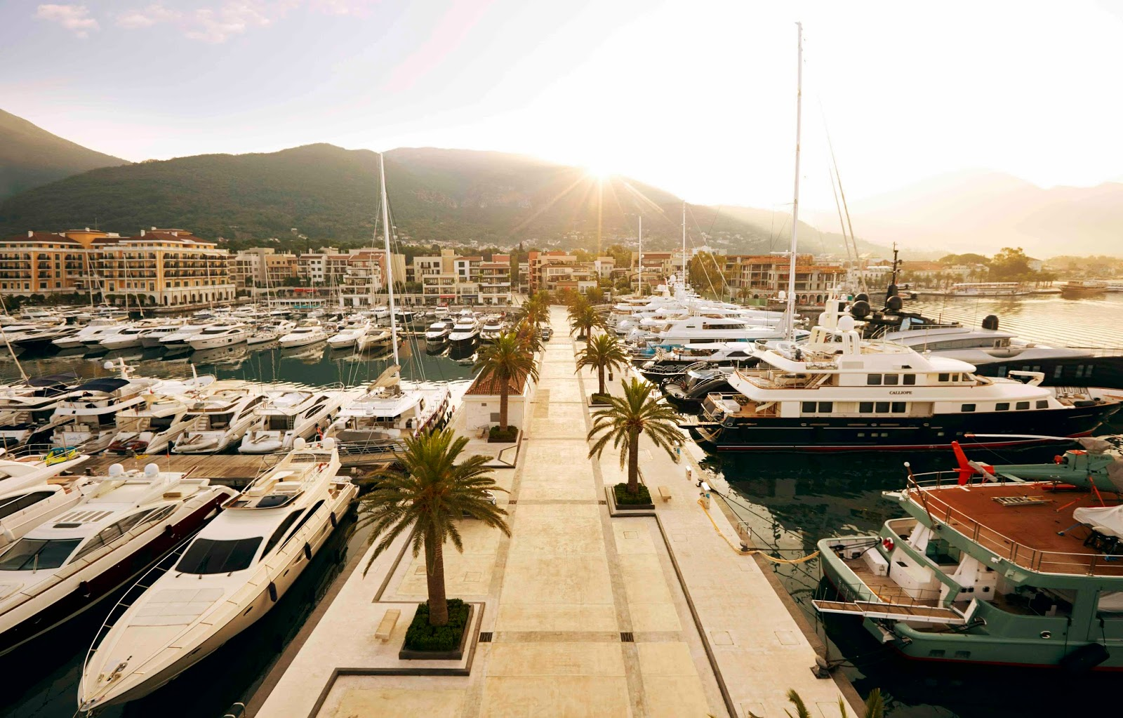 Porto Montenegro lancia il Crew Club