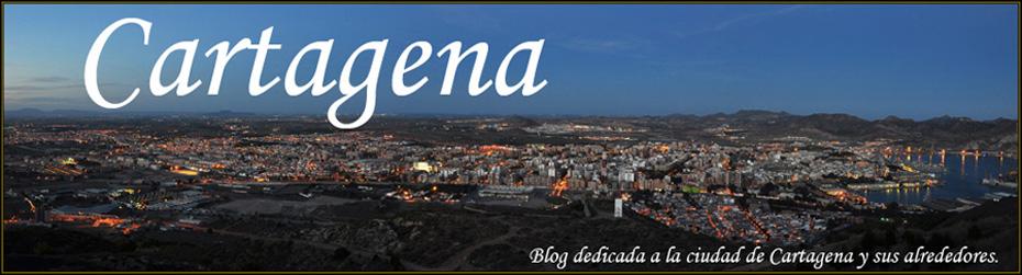 Cartagena y su entorno.