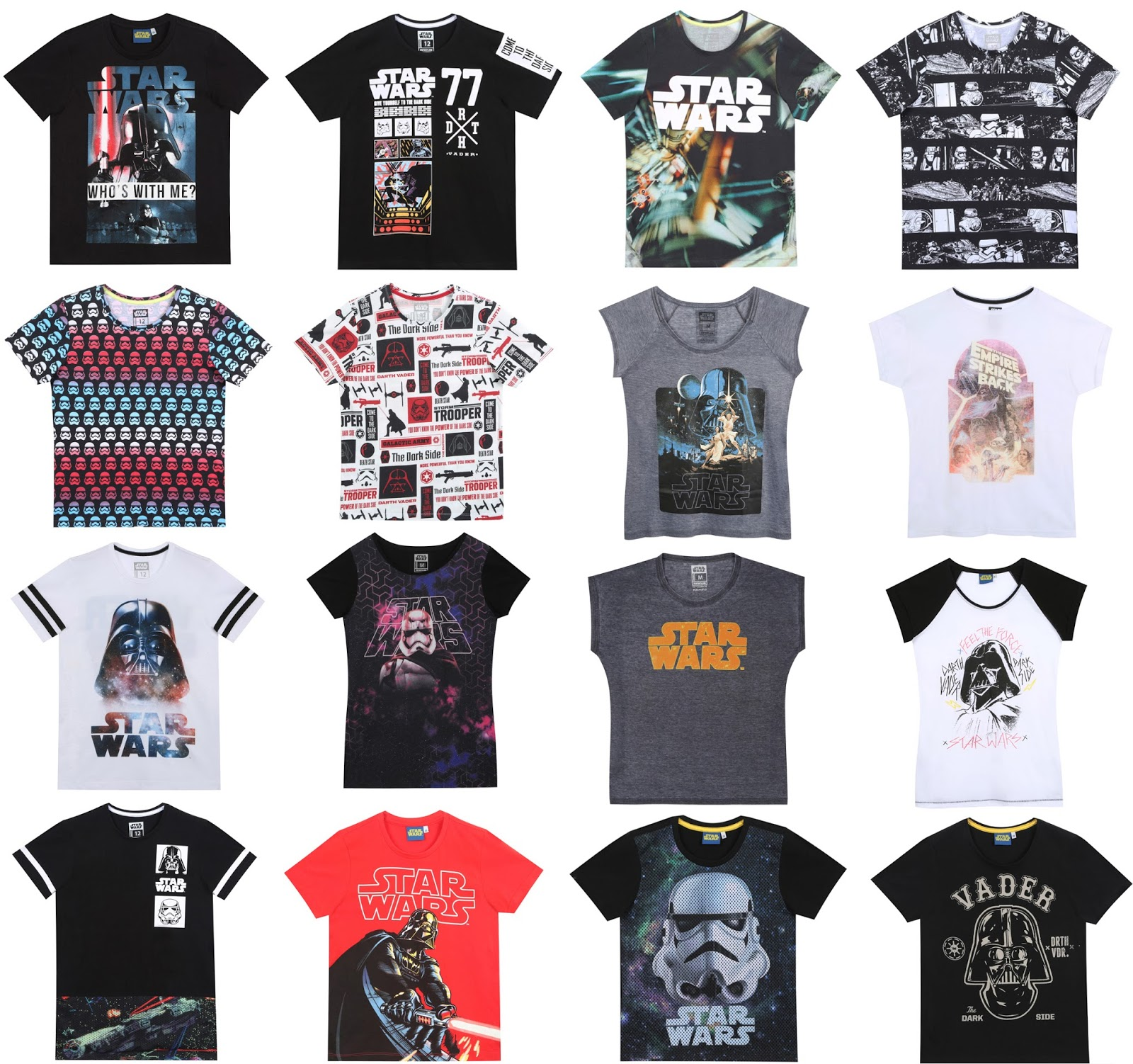 Riachuelo Star Wars