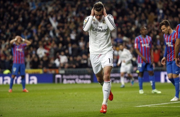 Review Real Madrid vs Levante October 17 2015
