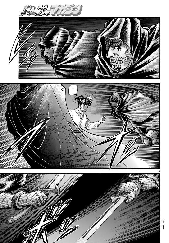 Chú Bé Rồng Chap 282 - Trang 15