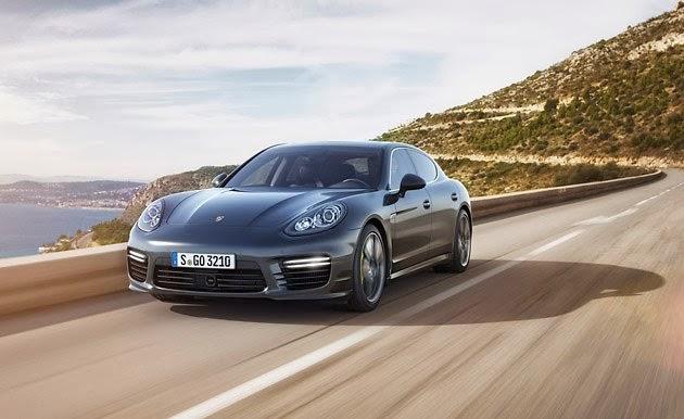 Porsche lança novo Panamera Turbo S