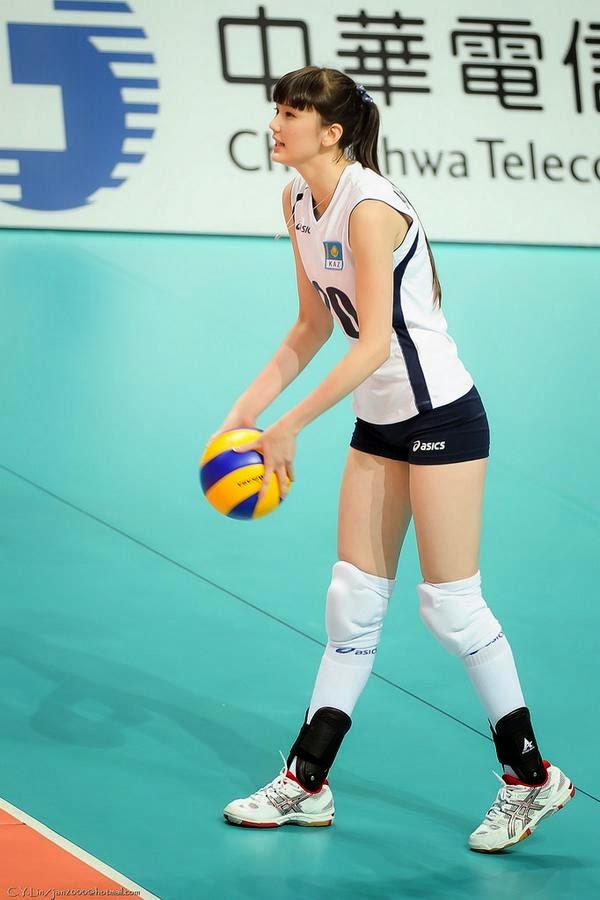 Gambar Kumpulan Foto Cantik Sabina Altynbekova Pemain Bola Voli ...
