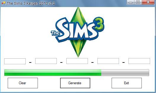 Генератор ключей sim